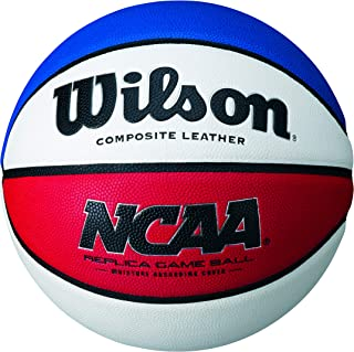 Wilson NCAA USA Replica Game Basketball, Official - 29.5