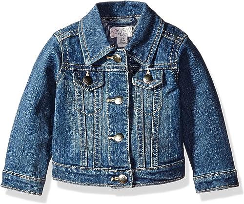 The Children's Place baby-girls Toddler Denim Jacket