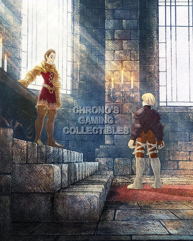 Final Fantasy CGC Huge Poster Tactics PS1 PS2 PSP Vita Nintendo DS GBA - FTA002 (24