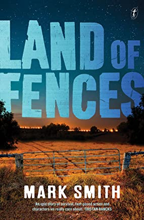 Land of Fences (Wilder Trilogy)