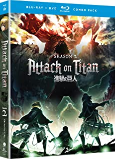 Attack on Titan: Season Two/ [Blu-ray] [Import]