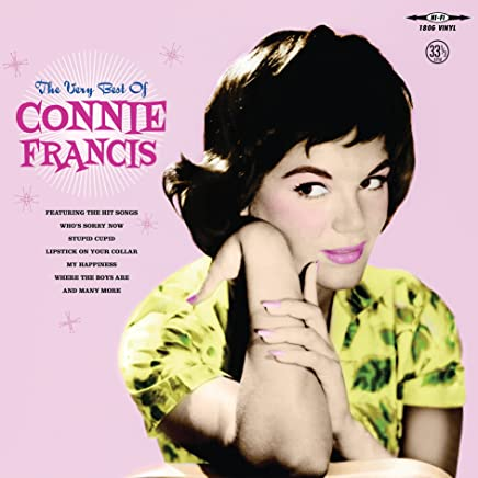 Very Best Of Connie Francis (Vinyl)