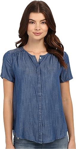 Short Sleeve Rosewood Shirt