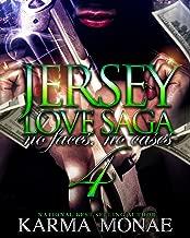 A Jersey Love Saga 4: No Faces, No Cases: No Faces, No Cases