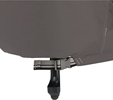 Classic Accessories 55-326-365101-EC Ravenna Water-Resistant 32 Inch Built-In BBQ Grill Top Cover,Taupe,X-Small
