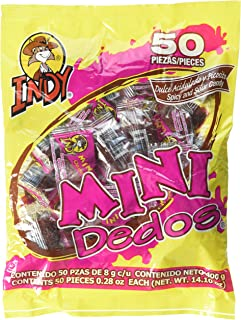Dedos Mini 50ct Bag