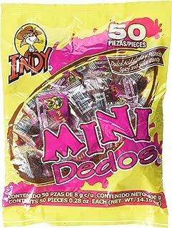 Dedos Mini 50ct Bag