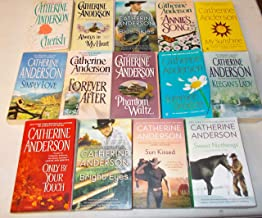 14 by Catherine Anderson: Always in My Heart, Annie's Song, Blue Skies, Bright Eyes, Cherish, Forever After, Keegan's Lad...