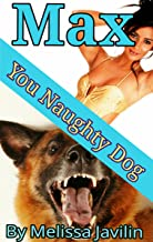 MAX You Naughty Dog: A Young Girls Powerful Bare Bottom Discipline