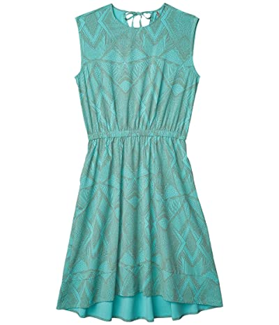 Royal Robbins Spotless Traveler Dress (Turquoise) Women