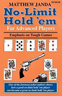 No-Limit Hold 'em For Advanced Players