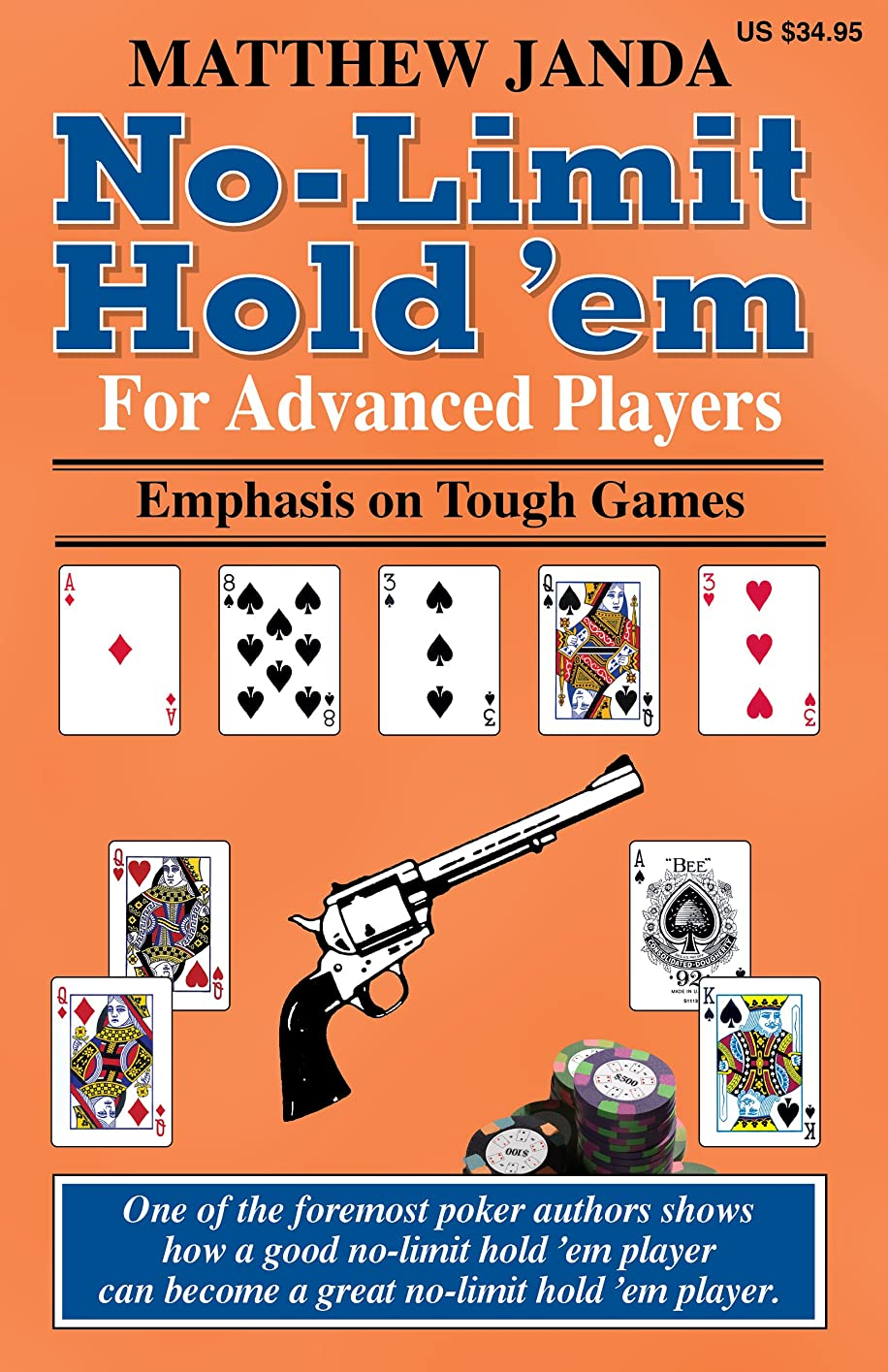 流出数学者おとこNo-Limit Hold 'em For Advanced Players: Emphasis on Tough Games (English Edition)