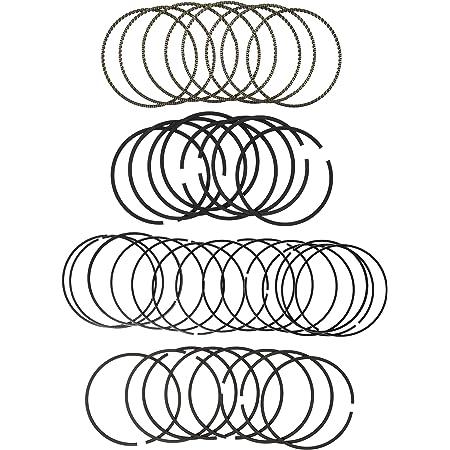 Hastings 2M4929010 8-Cylinder Piston Ring Set