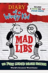Diary of a Wimpy Kid Mad Libs: The Fully Löded Deluxe Edition Paperback