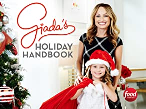 Giada's Holiday Handbook, Season 1