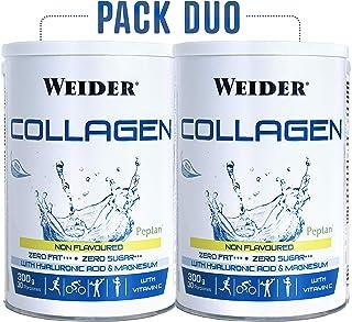 Weider Nutrition Collagen Duplo 2 Unidades 600 g. Ideal para dieta Keto. 2 meses