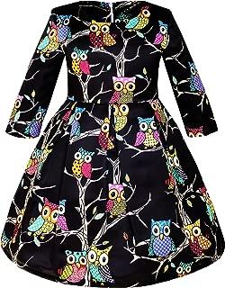 Best owl print dress Reviews
