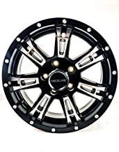 RACELINE 15x5 Arsenal 840 Aluminum Trailer Wheel 5x4.5
