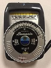 Gossen Lunasix 3 Light Meter with case