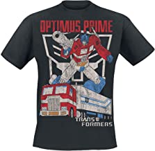 Transformers T Shirt Optimus Prime Robot Action Summer Print Short Sleeve Hoodie Streetwear Unisex Clothes for Men and Women Lovely Gift (696)