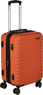AmazonBasics Hardside Spinner Luggage - 20-inch Carry-on/Cabin Size
