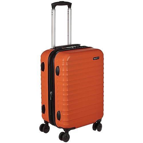 ba7389e76 AmazonBasics Hardside Spinner Luggage - 20-Inch, Carry-On