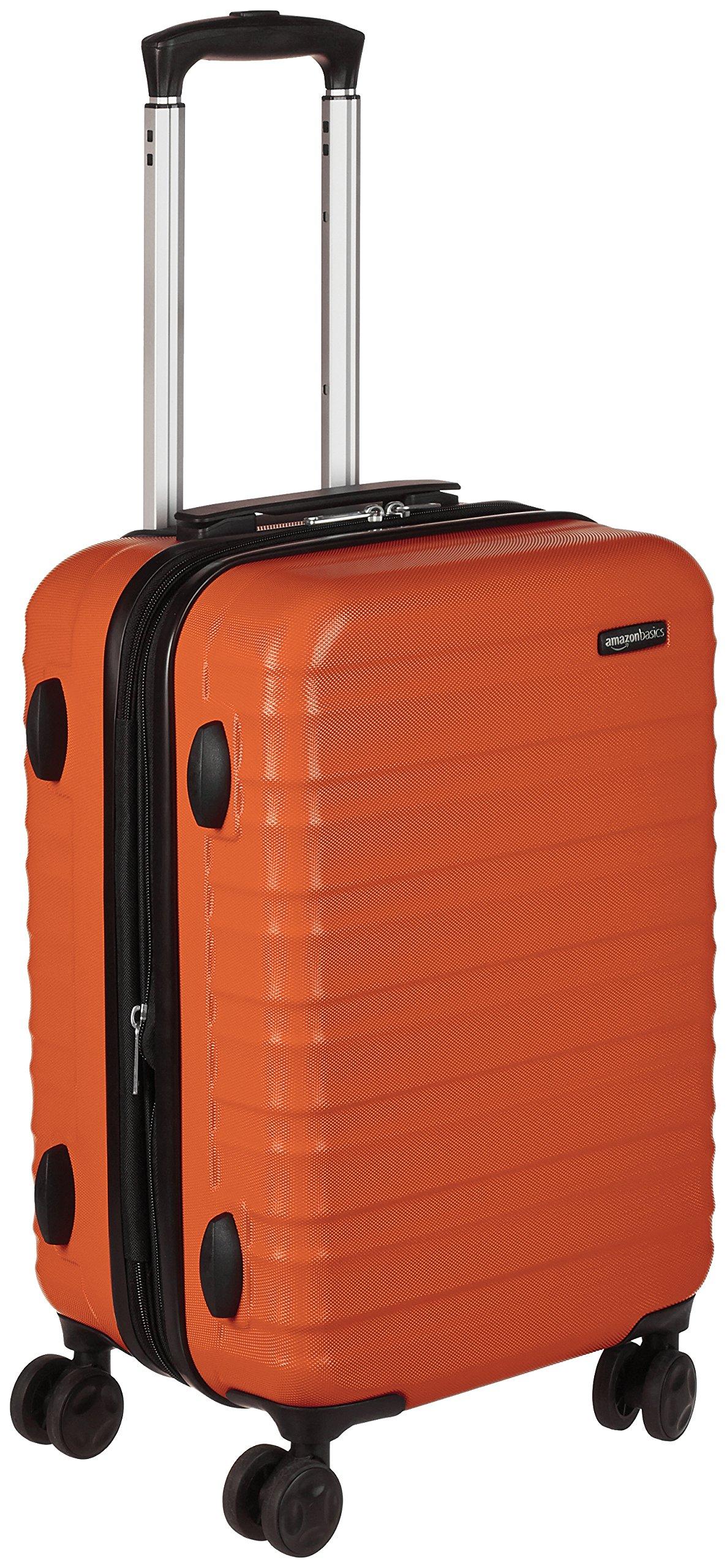 AmazonBasics Hardside Spinner Luggage 20 Inch