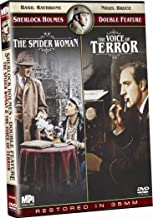 The Spider Woman / The Voice of Terror (Sherlock Holmes)