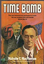 WWII / Nazi Themed Fiction Collection by Various Authors (City of Gold by Len Deighton, Time Bomb by Malcolm C. MacPherson & A Matter of Honor by Jeffrey Archer)