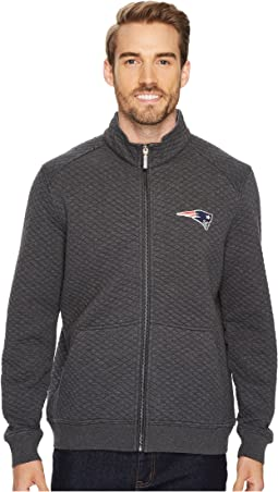 New England Patriots Quintessential Full Zip