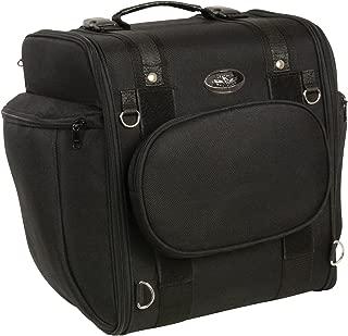 Milwaukee Performance MP8130-BLK-PCS Black Large Textile Sissy Bag