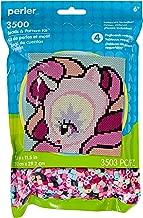 Perler Beads Girl's Crafts 'Unicorn' Fuse Bead Pattern Kit, 3500pc