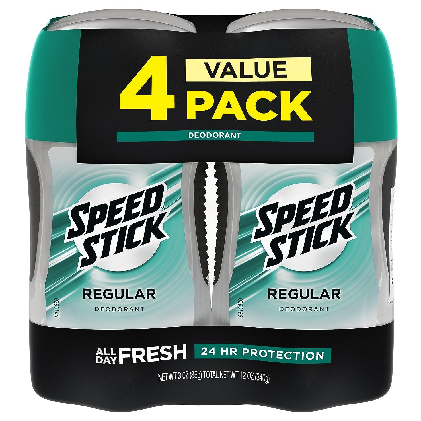 弾丸悲しむ傾向Speed Stick Fresh Antiperspirant Deodorant Fresh Great Clean - USA (並行輸入品)