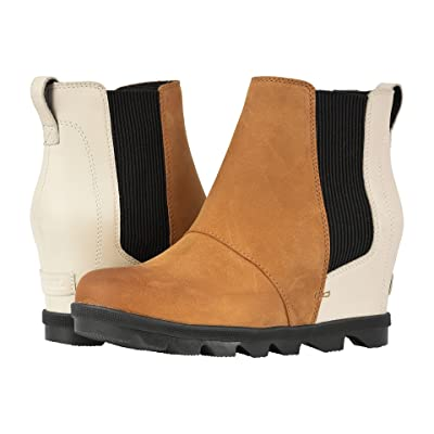 SOREL Joan of Arctictm Wedge II Chelsea (Camel Brown) Women