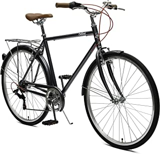 Retrospec Critical Cycles Beaumont-7 Seven Speed Men's Urban City Commuter Bike