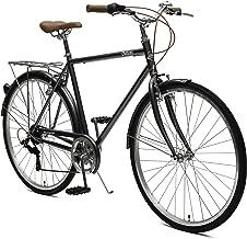 Retrospec Critical Cycles Beaumont-7 Seven Speed Men's Urban City Commuter Bike