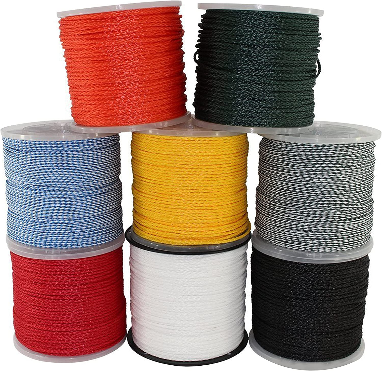 Gifts SGT KNOTS Lightweight Hollow Braid Limited time trial price Polypropylene Rope - Moisture
