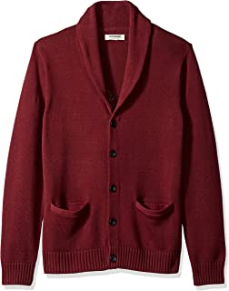 red cardigan mens