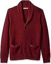 Amazon Brand - Goodthreads Men's Soft Cotton Shawl Cardigan Sweater