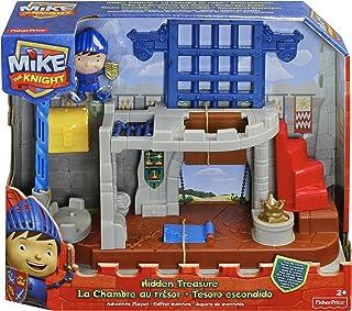 Mattel BBY30 - Fisher-Price Mike der Ritter skarbmer zestaw do gry