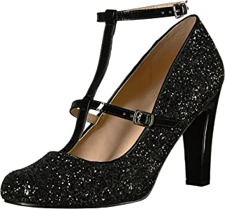 Women's Queen01/B-bg Dress Pump