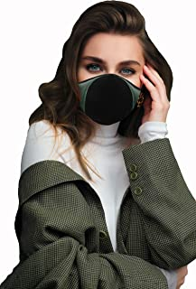 F Gear Luxur F95 Mask Olive Pack of 1 Safeguard 7 layer ISO CE SITRA lab certified >95% Bacteria Filtration