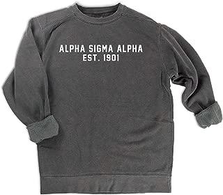Alpha Sigma Alpha est. 1901 Sweatshirt