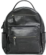 """Rawlings Heritage Collection Leather Backpack (Black, 15"""")"""