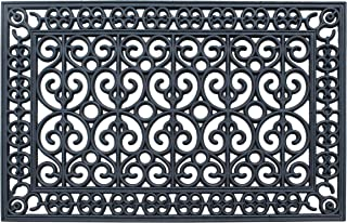A1 Home Collections A1HCCL67 First Impression Rubber, Beautifully Hand Finished, Doormat, 24