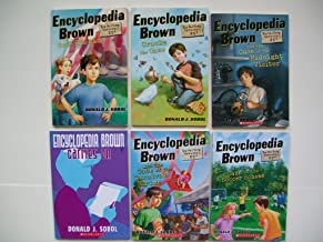 Encyclopedia Brown (6 Set) Carries On; Midnight Visitor; Carnival Crime; Soccer Scheme