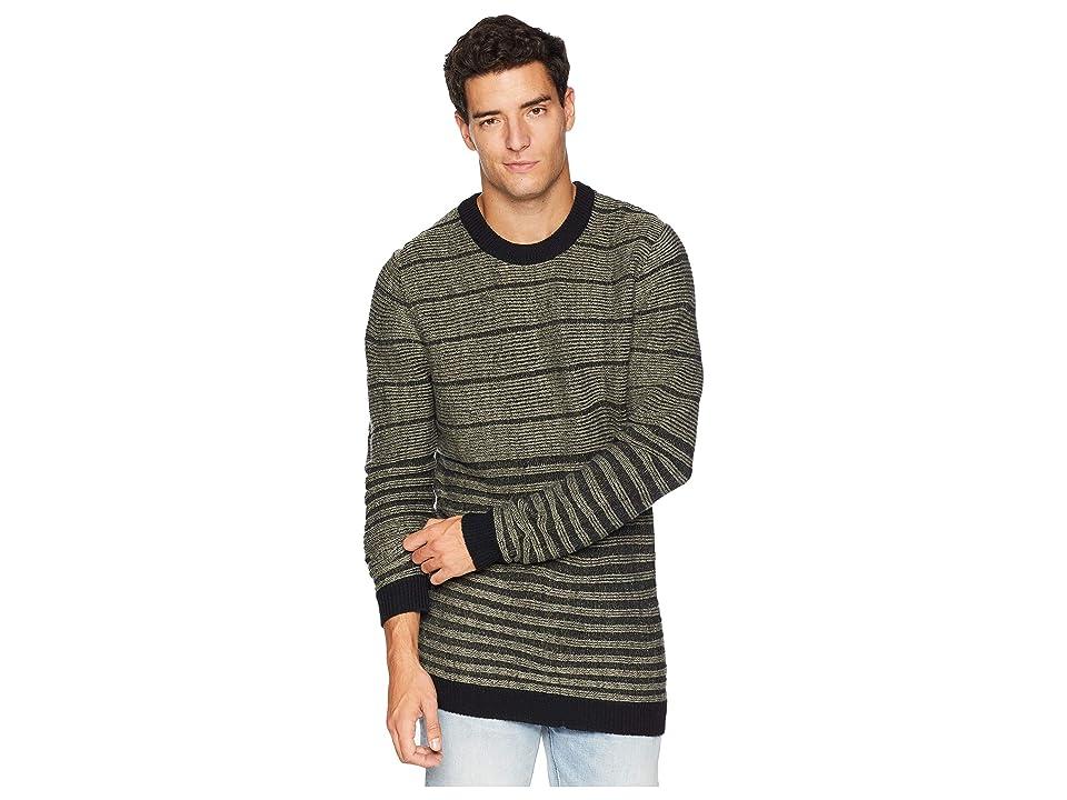 Globe Stringer Sweater (Sahara) Men