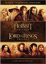 lord of the rings movie pack