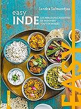 Livres Easy Inde : Les meilleures recettes de mon pays tout en image PDF