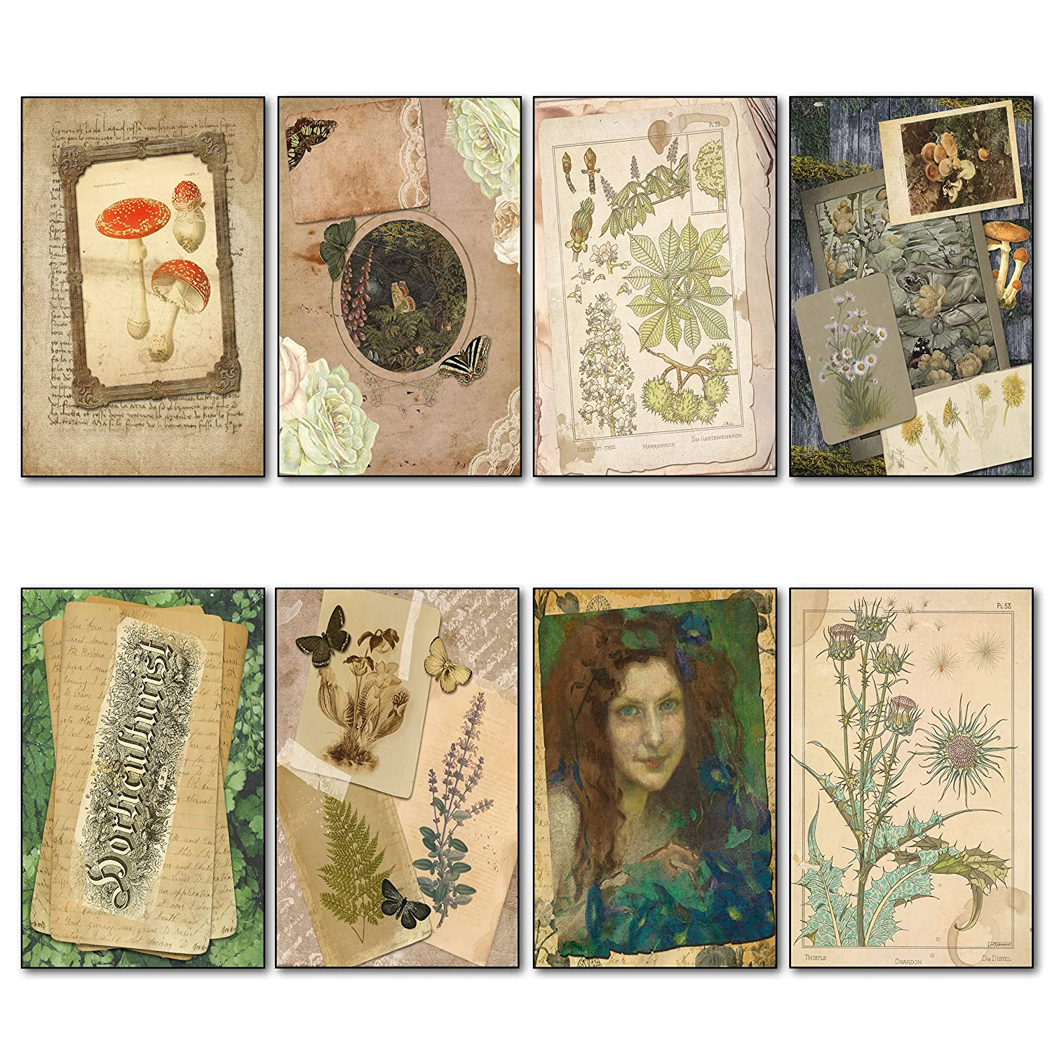 Fridge magnets Victorian mystic SALENEW very popular pagan frid life trees decorative We OFFer at cheap prices